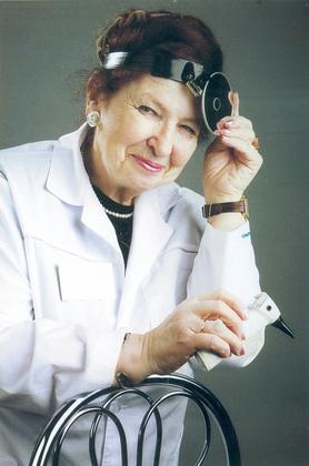 Мария Иосифовна Фурман стала добрым доктором для поколений владимирских детей