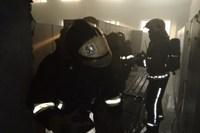 В выходные во Владимире из-за пожара в фитнес-центре эвакуировали 30 человек