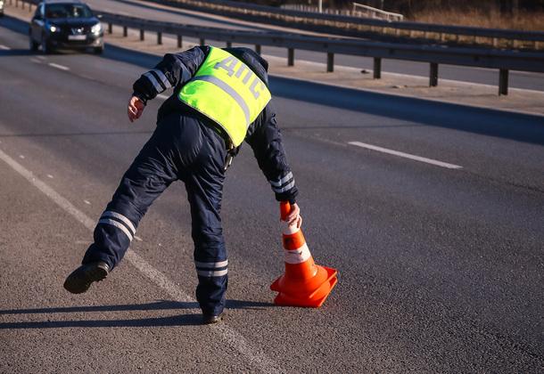 Во Владимире один водитель повредил шесть автомобилей