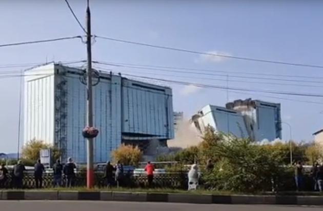 В муроме взорвали элеватор купить фольксваген транспортер т5 с пробегом на авито в воронеже и области