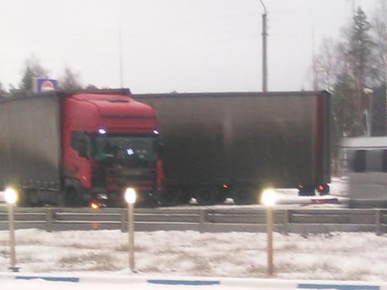 На М7 в Вязниковском районе погибли водитель и пассажир