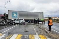 Во Владимирской области в аварии погиб водитель и пострадали трое детей