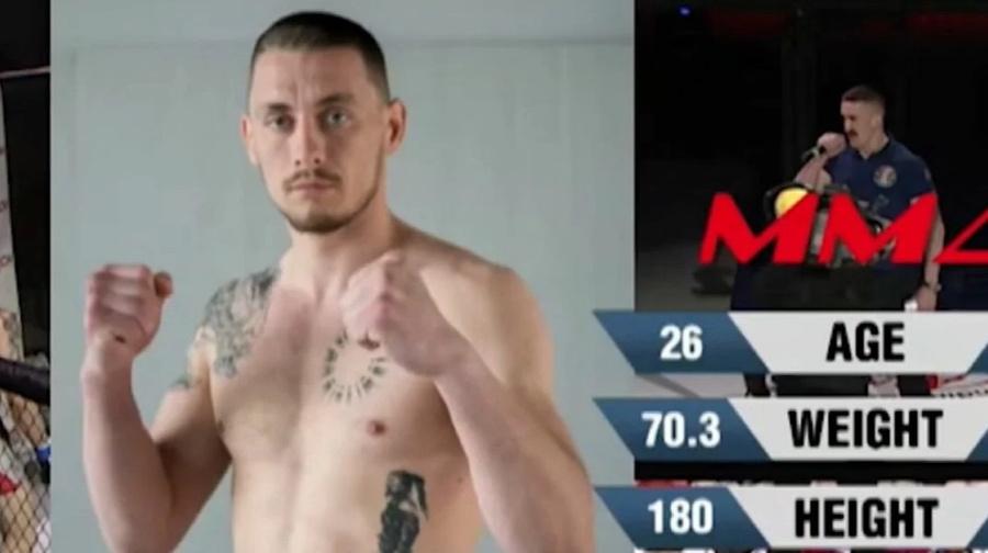 Боец из Мурома одержал победу в профессиональном турнире по ММА