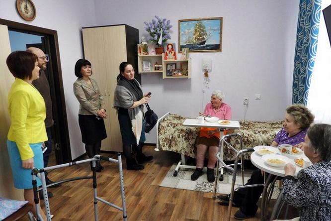 Вязниковский дом для престарелых пансионаты для престарелых в москве отзывы