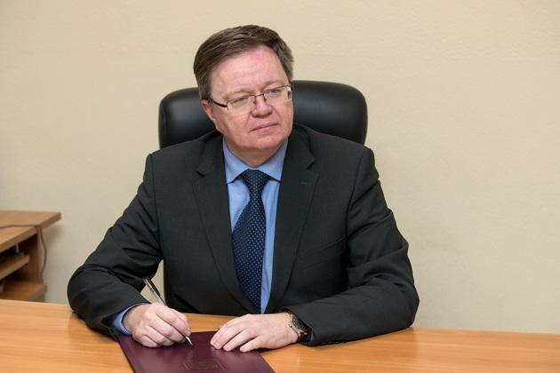 Сипягин назначил директора департамента региональной политики