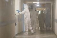 Вопрос о строительстве ковидного госпиталя область решит до конца октября