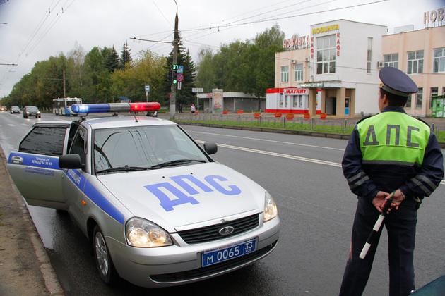 Во Владимирской области с начала года поймали 10 нетрезвых водителей